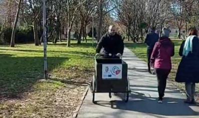 """Cargo Bike"", una mobilità da provare"